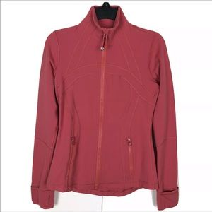 LULULEMON DEFINE JACKET 6 | ZIP UP CORRAL COLOR